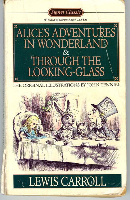 Alice In Wonderland Example Essays