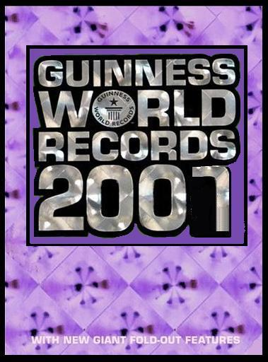 guinness book of records report