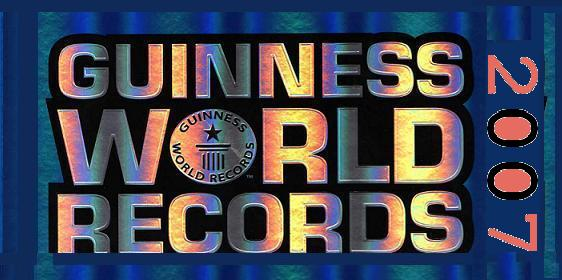 guiness book of record 2005: